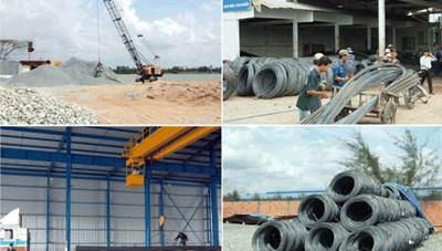 Nguồn lực cho công nghiệp vật liệu còn thiếu và yếu