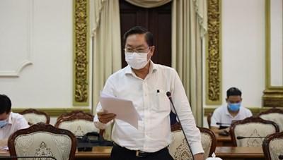 TP Hồ Chí Minh:  Gần 11.000 người đã được tiêm vắc-xin phòng dịch Covid-19