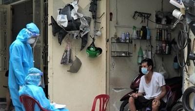 TP Hồ Chí Minh dự kiến kiểm soát dịch vào cuối tháng 9/2021