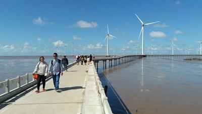Việt Nam có thể vận hành 10 GW điện gió ngoài khơi vào năm 2030