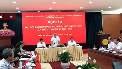 Đại hội Đảng bộ TP HCM sẽ không bầu trực tiếp Bí thư Thành ủy