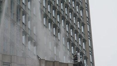 TP HCM diễn tập chữa cháy, cứu nạn cứu hộ quy mô lớn
