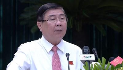 Đại biểu chất vấn nhiều vấn đề 'nóng' đối với Chủ tịch UBND TP HCM