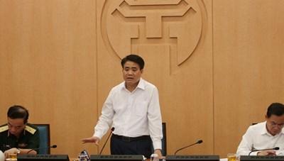 Chưa xem xét tặng Huân chương cho ông Nguyễn Đức Chung