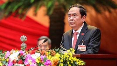 Tập hợp sức mạnh, thực hiện thắng lợi Nghị quyết Đại hội XIII của Đảng