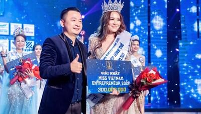 'Hoa hậu Doanh nhân sắc đẹp Việt 2020' bị xử phạt 90 triệu đồng