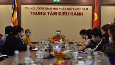 Giáo hội Phật giáo lên tiếng về việc cúng dường, cầu an qua ví điện tử
