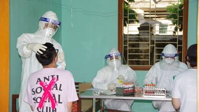 Ninh Bình: phát hiện 9 F1 có liên quan đến các ca nhiễm ở Quảng Ninh, Hải Dương, Hà Nội