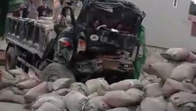 Một người chết khi đi dựng hiện trường vụ tai nạn giao thông