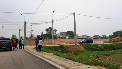 Thanh Hóa: Công khai thông tin các dự án để ngăn chặn việc 'thổi giá đất'