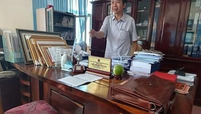Thanh Hóa: Phó chủ tịch HĐND thị xã Nghi Sơn bị đình chỉ sinh hoạt Đảng