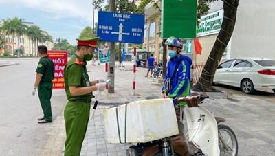 4 khung giờ không cần xuất trình giấy tờ khi vào TP Thanh Hóa