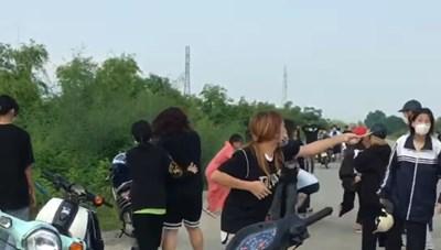 Vụ hàng chục nữ sinh Ninh Bình hỗn chiến: Có 50 em tham gia, 1 người bị đánh nhập viện