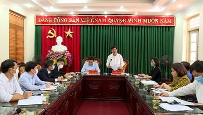 Ninh Bình: Mặt trận thực hiện giám sát người đứng đầu tại Tam Điệp