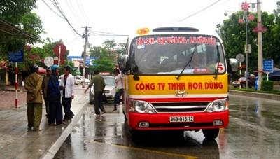 Thanh Hóa: Thêm 37 ca mắc mới, có 1 công nhân hằng ngày đi làm bằng xe buýt