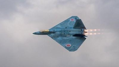 Nhật Bản phát triển máy bay chiến đấu không người lái trước năm 2035