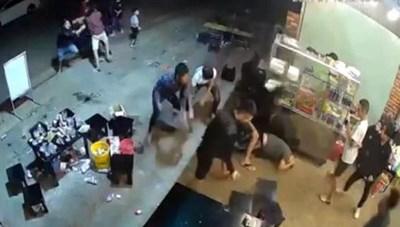 Đồng Nai: Tạm giữ 6 đối tượng đánh người dã man