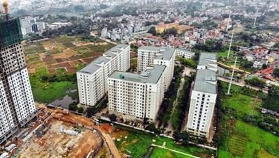 Hà Nội: Năm 2021, tập trung phát triển các dự án nhà ở xã hội
