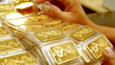 Vàng tăng 150.000 đồng/lượng