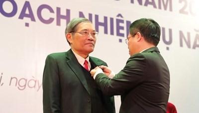 Phong tặng danh hiệu Nhà giáo Nhân dân