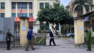 Những địa điểm, khu vực tại TP Hà Nội đang phong tỏa để 'dập dịch Covid-19'
