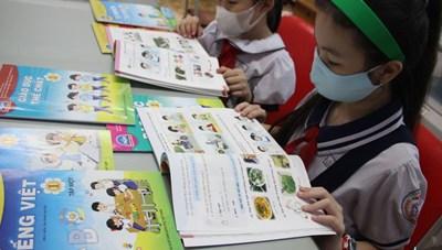 TP Hồ Chí Minh: Công bố kế hoạch lựa chọn sách giáo khoa