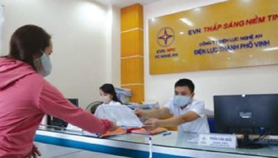 Điện lực Nghệ An tiếp tục thực hiện giảm giá điện