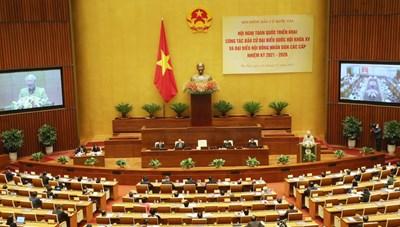 95 Ủy viên Trung ương, 12-14 Ủy viên Bộ Chính trị trong Quốc hội khóa mới