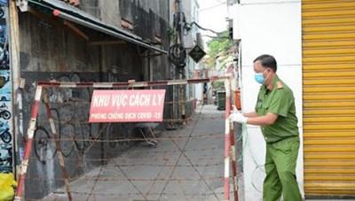 TP Hồ Chí Minh: Gỡ bỏ điểm phong tỏa cuối cùng do dịch Covid-19