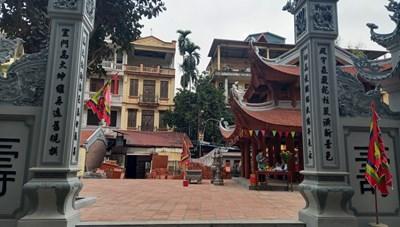 Một số di tích tại Hà Nội vẫn mở cửa