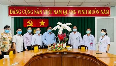 TP Hồ Chí Minh: Hỗ trợ tỉnh Hải Dương 2 tỷ đồng để phòng, chống dịch Covid-19