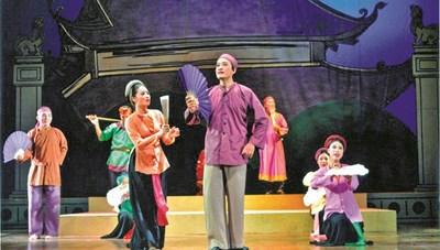Tìm đất 'dụng võ' cho tài năng sân khấu