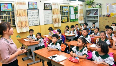Công khai điều kiện thăng hạng giáo viên