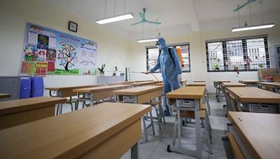 Hà Nội sẵn sàng đón học sinh trở lại trường
