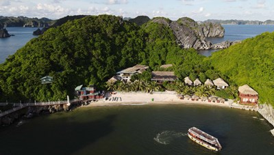 Vi phạm ở Vườn quốc gia Cát Bà (Hải Phòng): Sai phạm chưa được xử lý