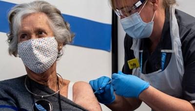 Vaccine giúp giảm 80% nguy cơ biến chứng nặng do Covid-19
