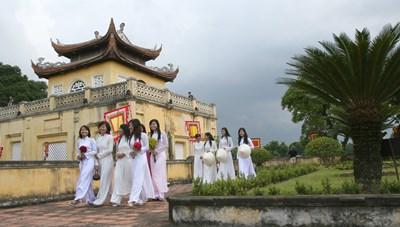 Tháo gỡ vướng mắc tại di sản Hoàng thành Thăng Long