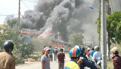 TP Hồ Chí Minh: Điều tra nguyên nhân vụ cháy khiến 3 người tử vong