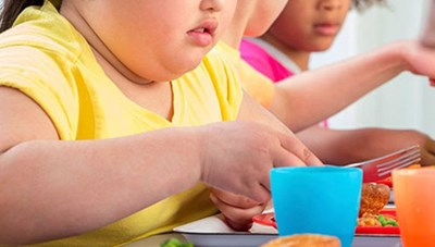 Nguy cơ béo phì ở trẻ em