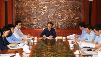Thứ trưởng Bộ Nội vụ chủ trì cuộc họp về hoạt động của CLB Tình người