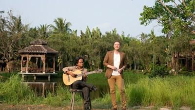 Chàng trai Mỹ và 'Dấu ấn nhạc Việt'