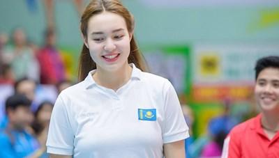 [ẢNH] Vẻ đẹp quyến rũ của những 'thiên thần' bóng chuyền châu Á