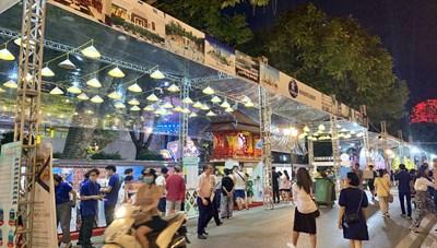 Khai mạc Lễ hội du lịch và văn hóa ẩm thực Hà Nội 2021