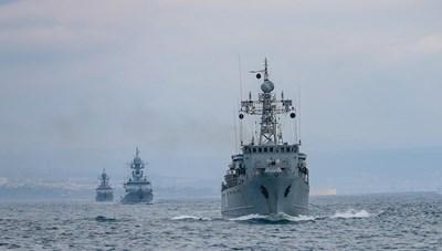 Nga triển khai thêm tàu chiến tới Biển Đen