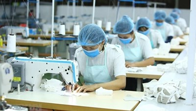 Số lao động nữ làm việc phi chính thức tăng