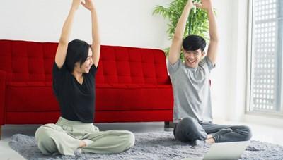 Ra đường tập thể dục 'mùa dịch': Cân nhắc giữa lợi ích và tác hại