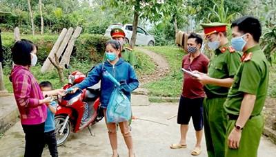 Những Tổ Covid cộng đồng ở Tuyên Quang