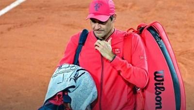 Roger Federer gây sốc, xin rút lui khỏi Roland Garros