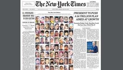 Hàng loạt trang mạng nổi tiếng thế giới như New York Times và Guardian 'sập nguồn'