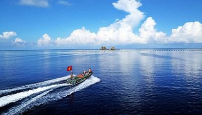 Triển lãm ảnh biển, đảo quê hương